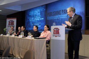 CDO Summit Publishing Panel