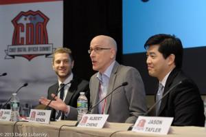 Broadcasting Panel at CDO Summit 2013