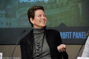 Elizabeth Scott: Chief Media & Digital Officer at Lincoln Center for the Performing Arts