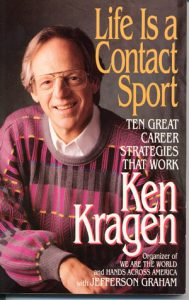 "Ken's Book ""Life is a Contact Sport"""