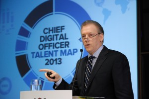 Chief Digital Officer Talent Map 2013