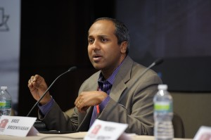 Sree Sreenivasan, CDO at the Metropolitan Museum of Art, Tops the List