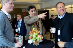 2013 CDO Summit: Jörg Malang, George Gollub, and Mark Keys
