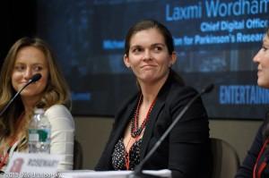 Laxmi Wordham: Chief Digital Officer, Michael J. Fox Foundation for Parkinson's Research