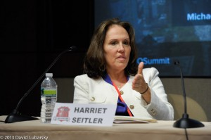 Harriet Seitler: Chief Marketing Officer and Executive Vice President, Harpo Studios