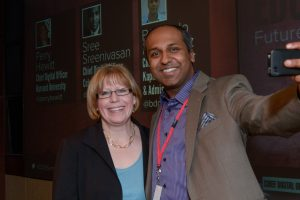Perry Hewitt and Sree Sreenivasan to keynote at the 2014 CDO Summit