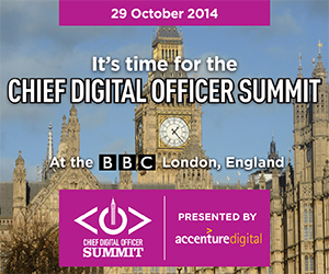CDO Summit Accenture Digital BBC Big Ben