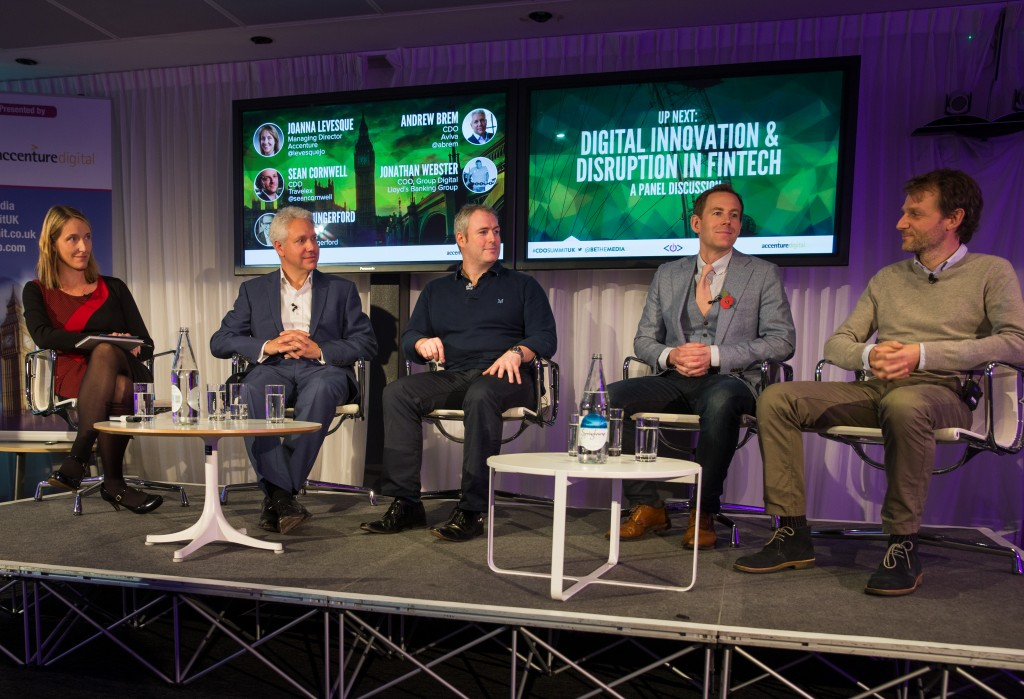 FinTech, CDOSummit, 2014, London, CDO Club, Chief Digital Officer