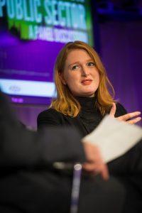 Lucie Glenday, Chief Digital Officer Summit, CDO Summit, CDO Club, Digital Transformation, Public Sector, London, 2014