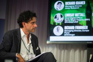 Richard Kramer, Managing Director, Arete Research, Chief Digital Officer Summit, CDO Summit, CDO Club, Advertising Panel, London, 2014