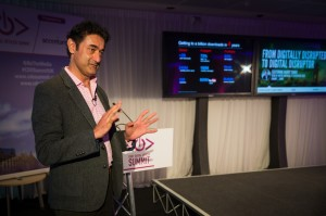 Narry Singh Keynote Speaker at the London CDO Summit 2014
