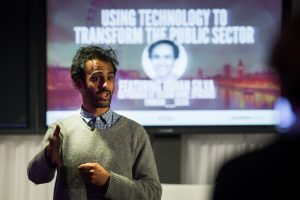 Rohan Silva Featured Speaker at London CDO Summit 2014