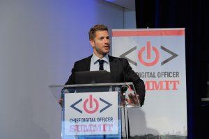 Daniel Heaf, Chief Digital Officer Summit, NYC 2014