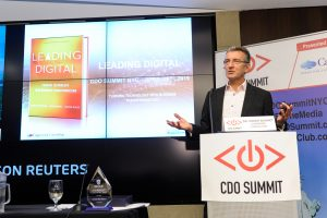 Didier Bonnet, SVP & Global Practice Leader, Chief Digital Officer Summit, CDO Summit, CDO Club, New York, 2015