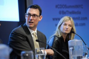 Jaime Punishill, Johanna Murphy, Chief Digital Officer Summit, CDO Summit, CDO Club, Digital Transformation, NYC, 2015