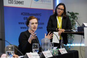 Jessica Federer, Sumita Singh, Chief Digital Officer Summit, CDO Summit, CDO Club, R&D Panel, NYC, 2015