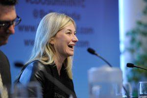 Johanna Murphy, Chief Digital Officer Summit, CDO Summit, CDO Club, Digital Transformation, NYC, 2015