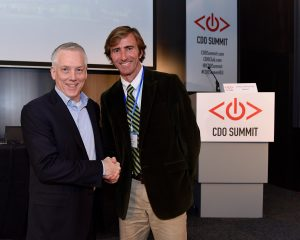 Patrick Hoffstetter, CDO of the Year, Amsterdam, CDO Club, Chief Digital Officer Summit, 2015