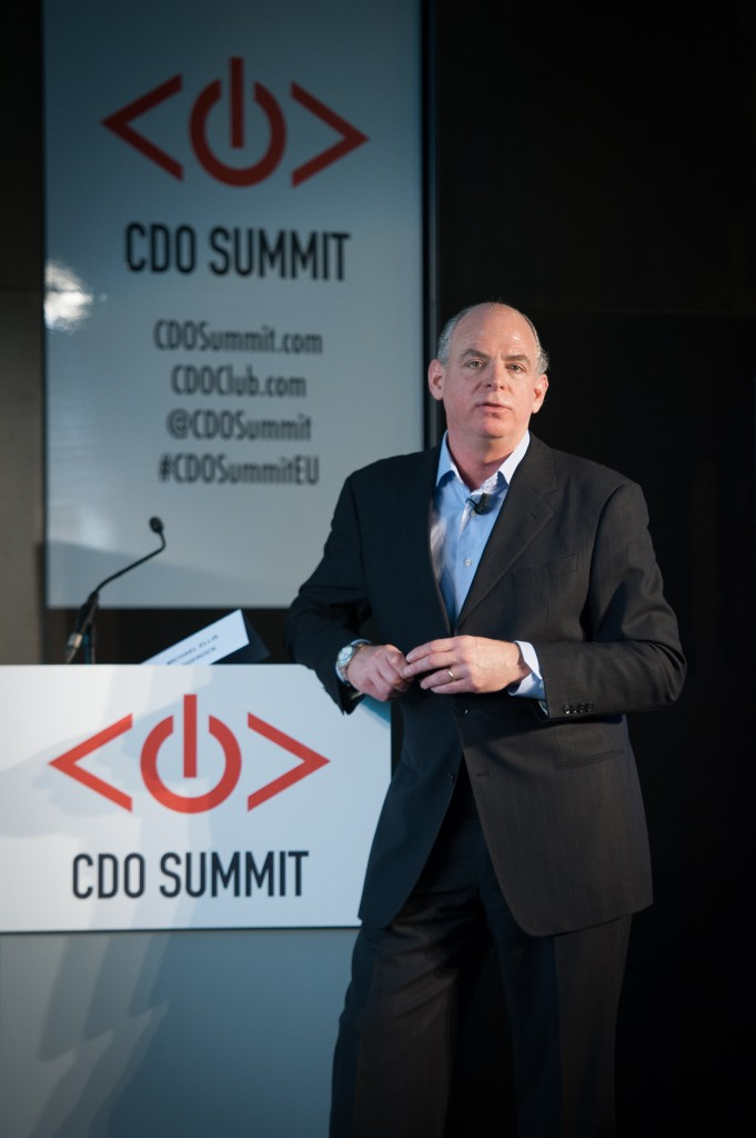 Mike Ellis, ForgeRock, Chief Digital Officer Summit, Amsterdam, E.U., 2015