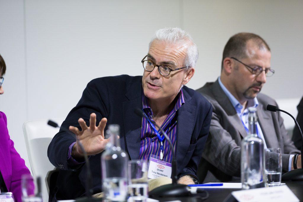 Tony Henderson, Microsoft, CDOSummit, 2015 London