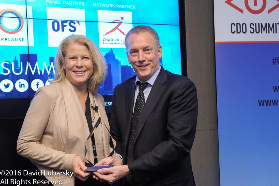 Linda Boff CDO of the Year Award