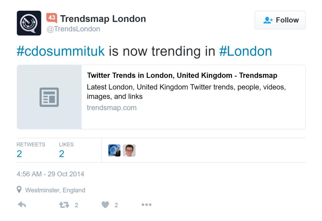 London Trending