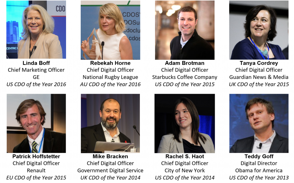 Emailer CDOs of the Year 1