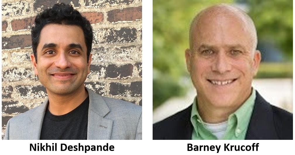 Nikhil and Barney