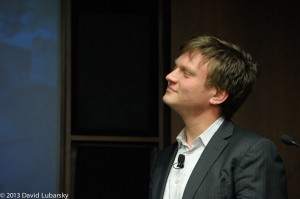 Teddy Goff, Featured Speaker, CDO Summit 2013