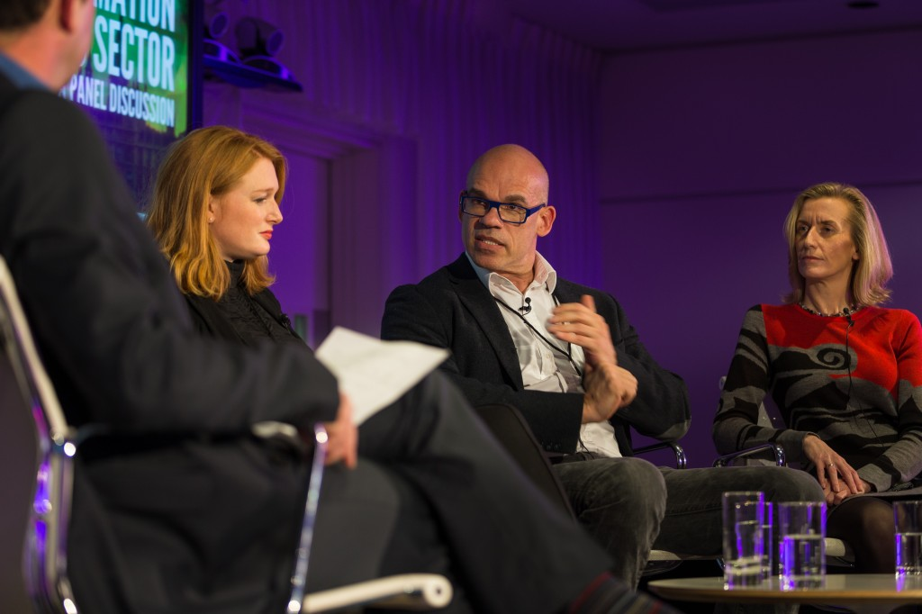 Lucie Glenday, Paul Shetler, Kathy Settle, Chief Digital Officer Summit, CDO Summit, CDO Club, Digital Transformation, Public Sector, London, 2014