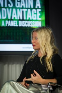 Lindsay Nuttall, Bartle Bogle Hegarty, BBH, Chief Digital Officer Summit, CDO Summit, CDO Club, Advertising Panel, London, 2014
