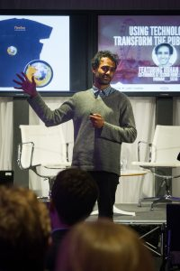 Rohan Silva, Co-Founder, Second Home, Featured Speaker, Chief Digital Officer Summit, CDO Summit, CDO Club, Government, Public Sector, London, 2014