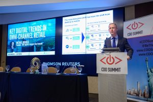 Michael Burgess, Hudsons Bay Company, CDOSummit, 2015, NYC, CDO Club, Chief Digital Officer