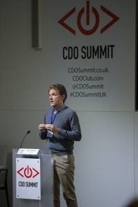 Sean Cornwell, Chief Digital Officer Summit, Travelex, London 2015