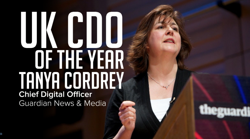 Tanya CDO of the Year