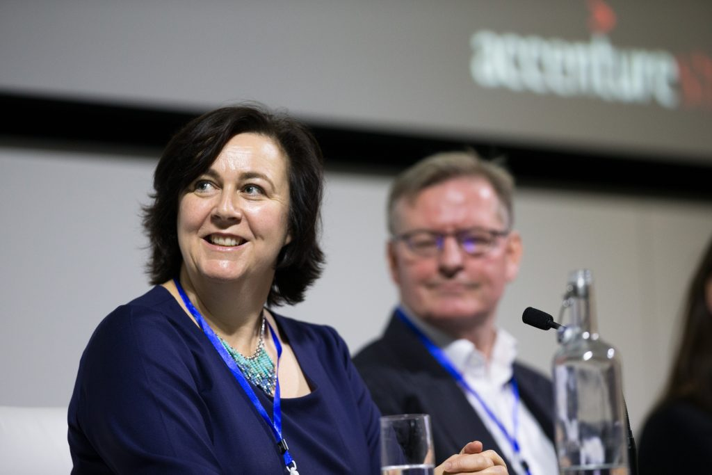 Tanya Cordrey, The Guardian, CDO Summit, 2015 London