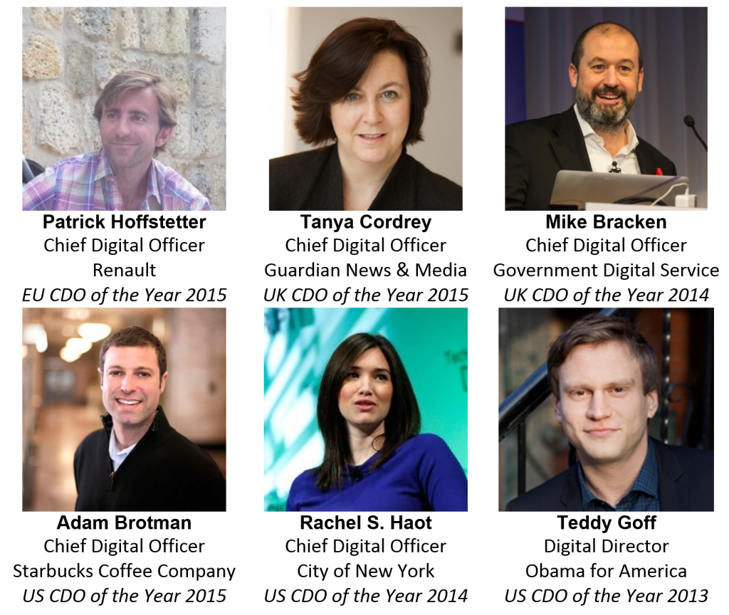 Chief Digital Officer of the Year