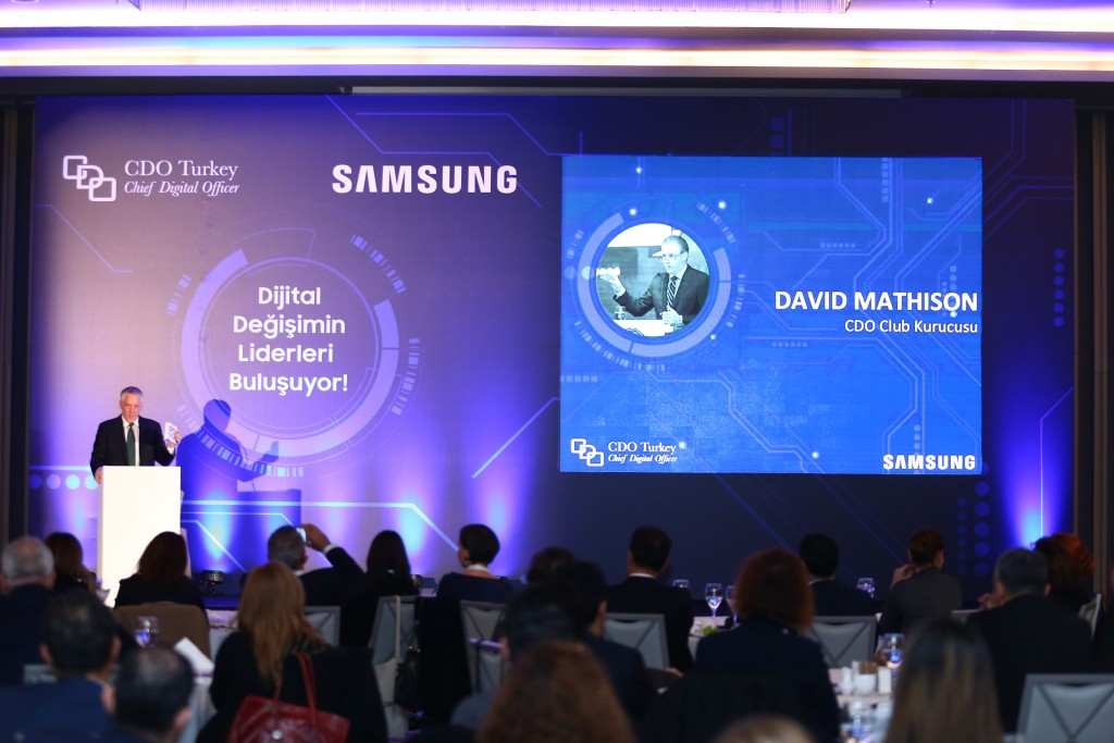 CDO Turkey, David Mathison