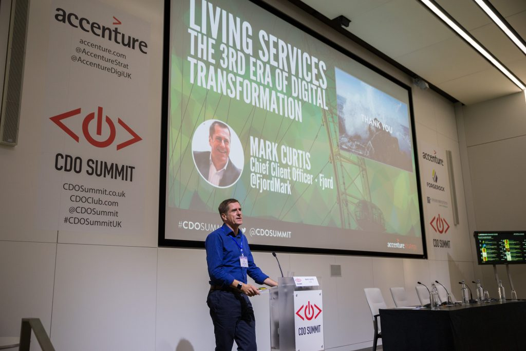 Mark Curtis, Fjord, Chief Digital Officer Summit_ 2015London