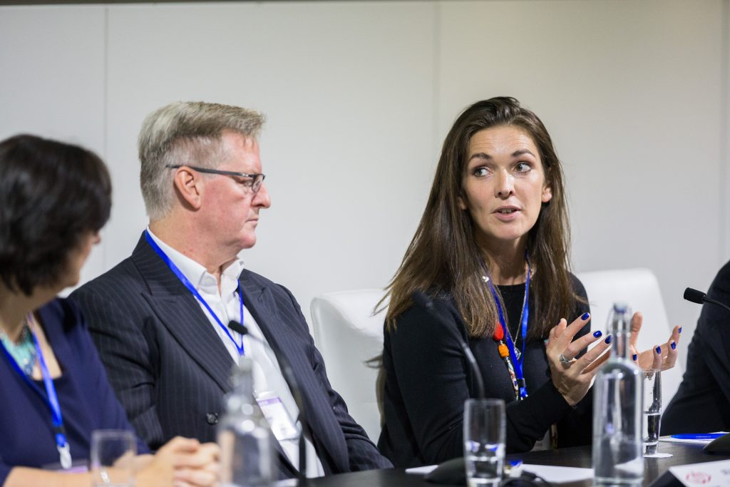 Sarah Bentley, Severn Trent Water, CDOSummit, 2015 London