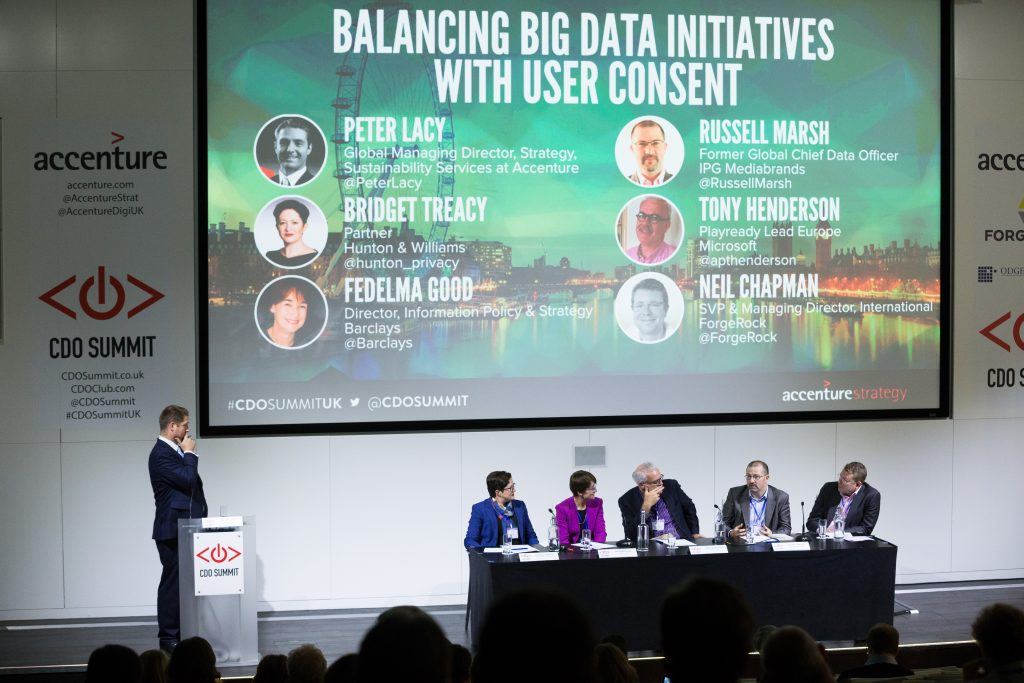 BigData, CDOSummit, 2015London