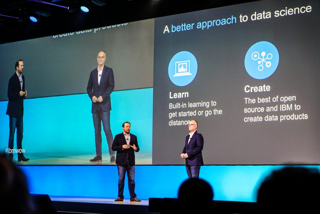 Watson: A better approach to data science with Derek Schoettle and Dez Blanchfield