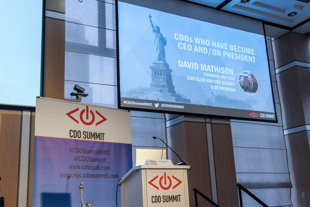 2017 CDO Summit NYC