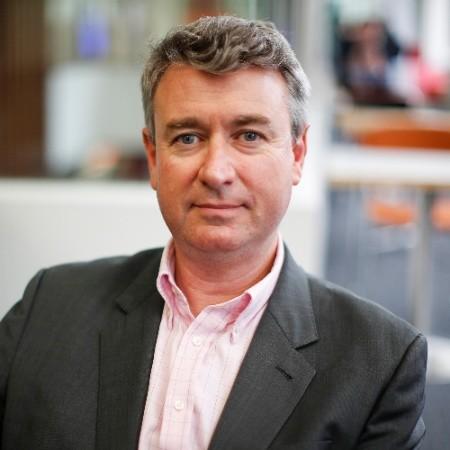 Dr. Ian Oppermann